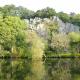 Les rives du Blavet en Morbihan