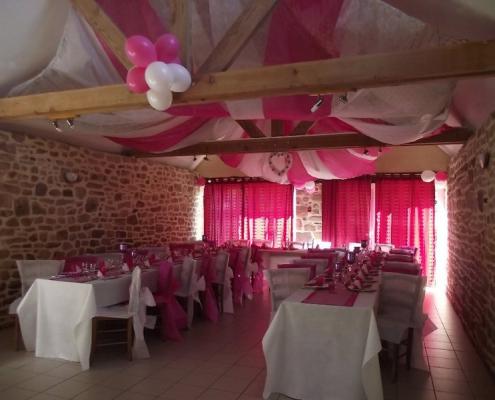 Location de salle pour organisation de mariage en Morbihan