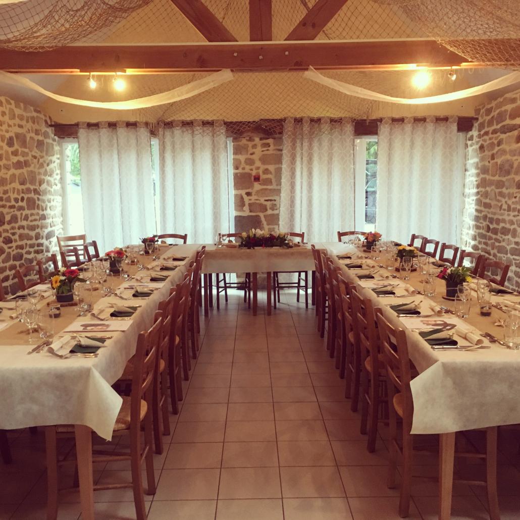 Location grande salle de réception pour mariage en Bretagne