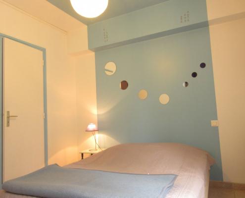 Ty Braz location de gîte en Morbihan chambre 2 personnes salle d'eau privative