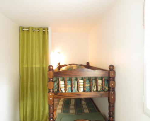 Ty Braz location de gîte en Morbihan chambre 4 personnes