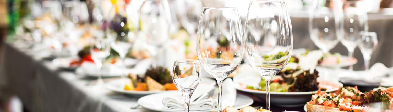 Réception traiteur et organisation de votre repas de mariage en Morbihan