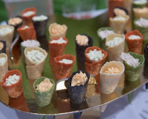 Les Ptits plats dans les grands, traiteur morbihan - Amuses bouches