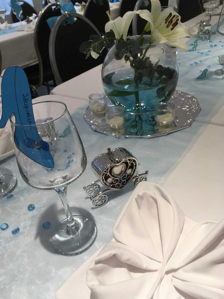 Location salle de mariage en Bretagne décoration Disney